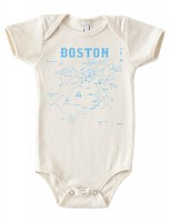 MaptoteBostonOne-Piece
